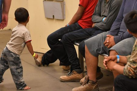 Trump administration argues it can detain migrant children and parents together without time limits