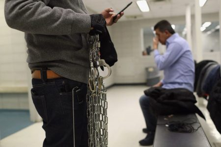 So many immigrants are being arrested that ICE is going to transfer 1600 to federal prisons