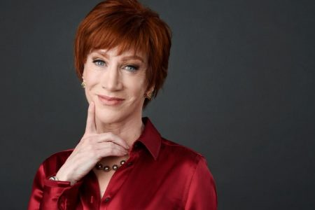 Kathy Griffin calls out Kevin Hart for not attacking Trump