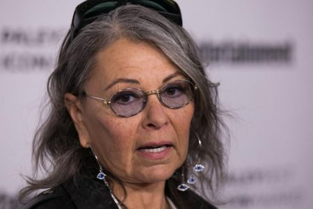 Roseanne Barr apologizes to George Soros for calling him a Nazi