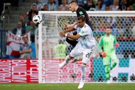 Argentina vs. Croatia 2018 World Cup: Plenty of chances, but a scoreless tie at the half