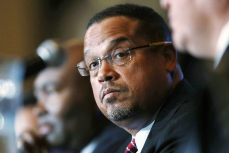 Keith Ellison to leave Congress and run for attorney general in Minnesota