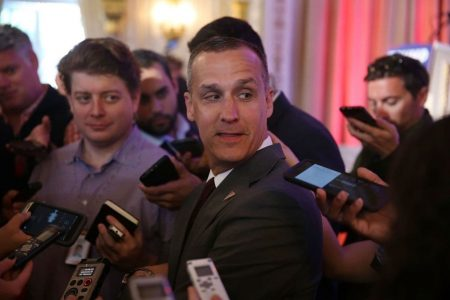 Corey Lewandowski's predictably idiotic Down syndrome gaffe