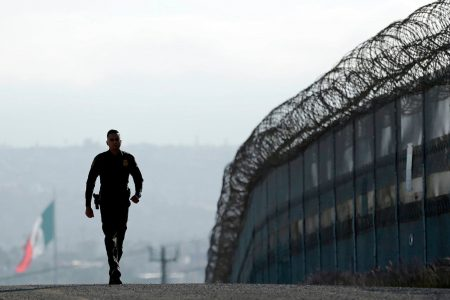 Border arrests exceed 50000 for third month in a row