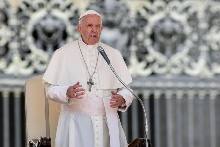 Pope Francis criticizes Trump's family-separation policy on migrants, says 'populism is not the solution'