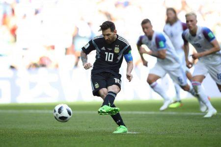 Argentina vs. Croatia 2018 World Cup: Messi seeks redemption