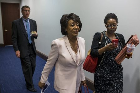 Rep. Maxine Waters cancels events after 'very serious death threat'