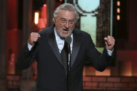 Before De Niro's f-bomb, came 'punk,' 'dog,' 'pig' and other choice words for Trump