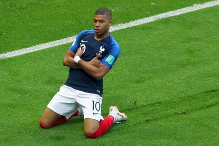 Exit Lionel Messi, enter Kylian Mbappe as France powers ahead in World Cup