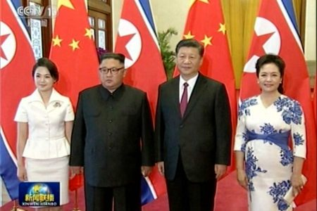 North Korea's Kim makes another trip to China. That complicates things for Trump.