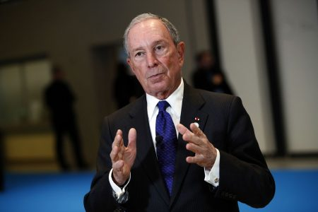 Bloomberg to spend $80 million, largely to support Democrats' effort to gain House majority