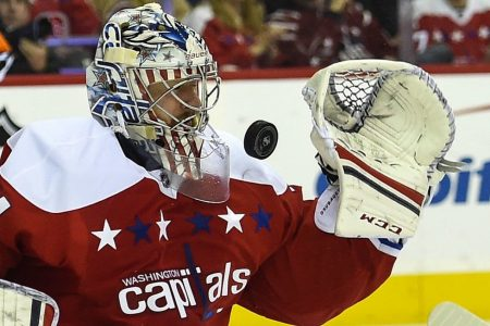 Capitals trade Philipp Grubauer, Brooks Orpik to Colorado Avalanche for second-round pick