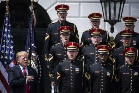 Trump's 'Celebration of America,' sans Philadelphia Eagles, draws backlash