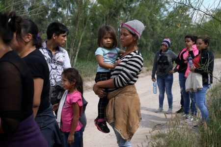 Trump's 'deterrent' of separating kids from their parents isn't deterring many migrants