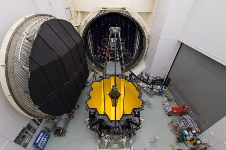 The James Webb Space Telescope has been — wait for it — delayed again