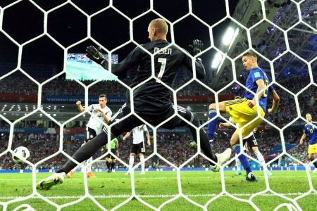 Germany vs. Sweden 2018 World Cup: Swedes take 1-0 lead, putting Germans on the ropes