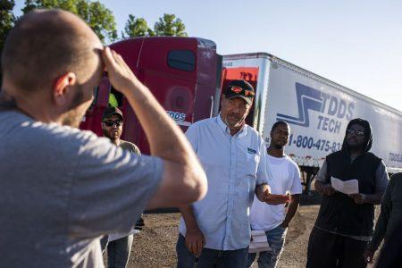 America's severe trucker shortage could undermine the prosperous economy