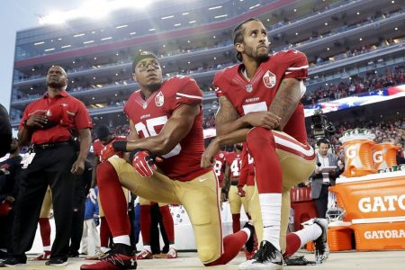 Colin Kaepernick's lawyers may seek testimony by Trump, Pence in collusion grievance