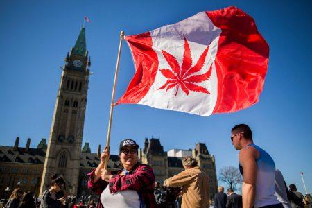Canada to legalize marijuana on Oct. 17
