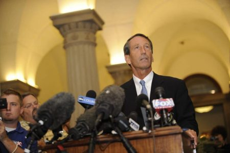 Trump urges Republicans to oust Rep. Mark Sanford in primary