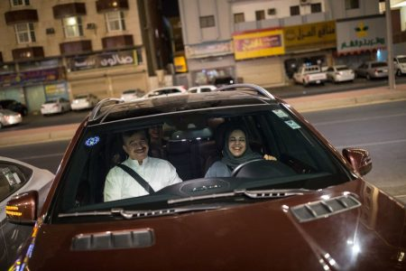 As driving ban ends, Saudi Arabia's women take to the roads with joy and relief