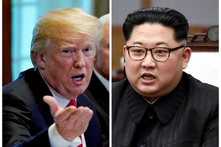 The 'dotard' meets 'Little Rocket Man': Trump and Kim are adversaries with many similarities