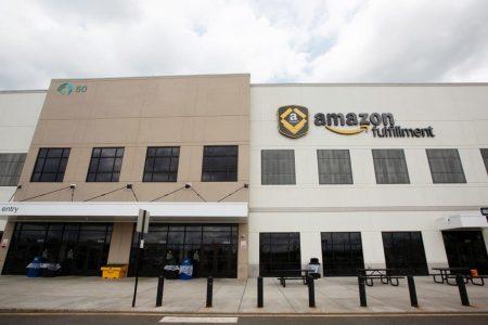 Amazon employees demand company cut ties with ICE