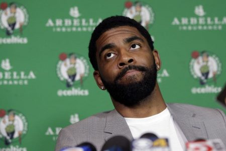 The case for the Celtics to consider a Kyrie Irving trade this summer