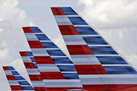 American Airlines flight diverts to El Paso, Texas, after hail damage