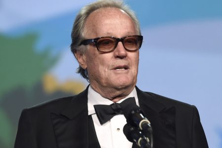 Peter Fonda Apologizes for 'Vulgar' Barron Trump Tweet. 'I Went Way Too Far'