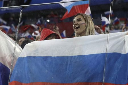 RECAP: World Cup host Russia dispatches Egypt