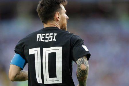 Argentina vs. Croatia: World Cup 2018 Live Updates