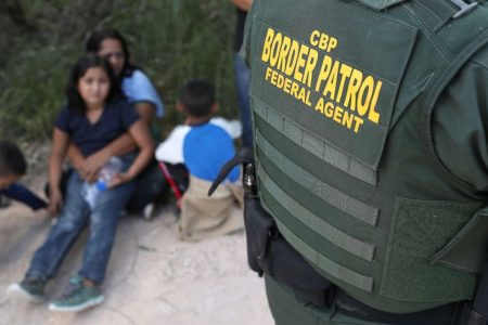 'A better system would allow us to keep families together': Border Patrol chief