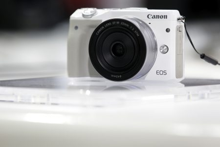 Canon Won't Sell Film Cameras Anymore