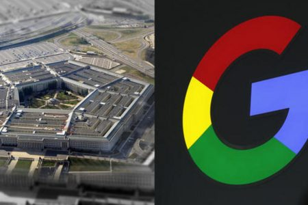 Google reportedly not renewing contract for Project Maven drone program