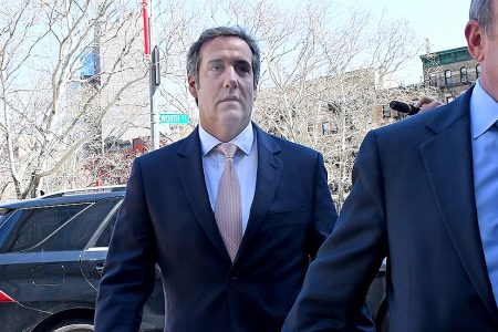 Judge: Majority of Cohen's seized documents will be handed over to feds