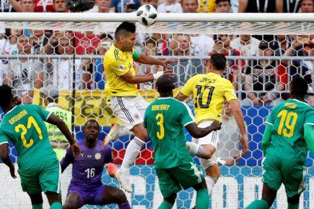 Colombia vs. Senegal: World Cup 2018 Live