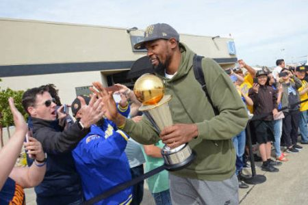 2018 Golden State Warriors Championship Parade: Live Updates, Highlights and Reaction