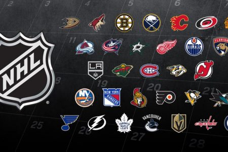 2018-19 NHL schedule released