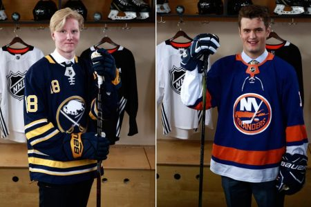 NHL Draft went really well for nine teams