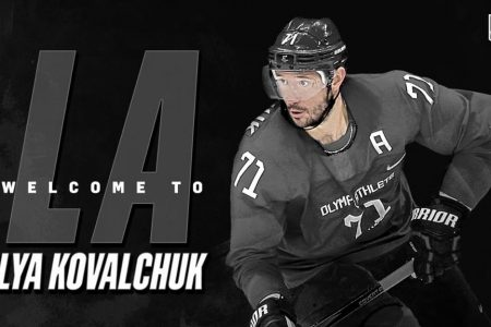 LA Kings Agree to Terms with Ilya Kovalchuk on 3-Year Contract