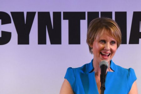 Former New York gov on Cynthia Nixon: People think just because you have fame you can run for things
