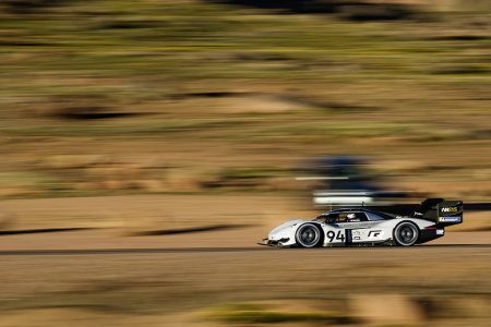 Volkswagen Just Set a New Record for the Pikes Peak International Hill Climb—In an Electric Car