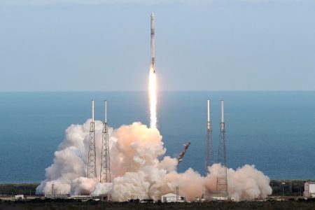 Spacecraft launched to remove dangerous space junk