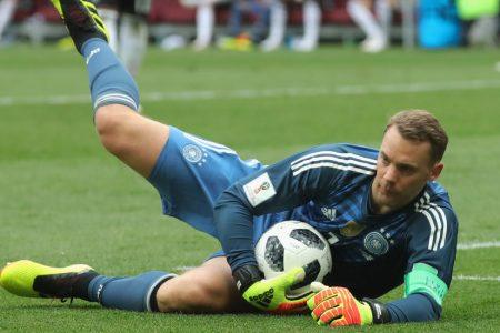 Germany vs. Sweden: World Cup 2018 Live