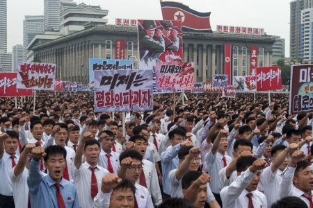 North Korea Cancels Anti-US Rallies in Latest Sign That Trump and Kim Jong Un Are Getting Along