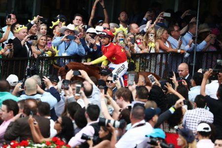 Justify becomes most valuable racehorse ever with $75M breeding deal