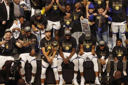 Steve Kerr: Warriors Had 'Difficult' Season, but It Wasn't 'Unusual'
