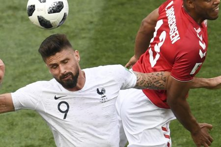 World Cup 2018 Scores: Tuesday's Results and Wednesday's Schedule