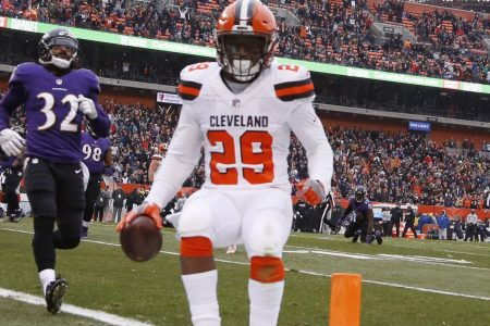 Report: Duke Johnson, Browns Agree to 3-Year Contract Extension